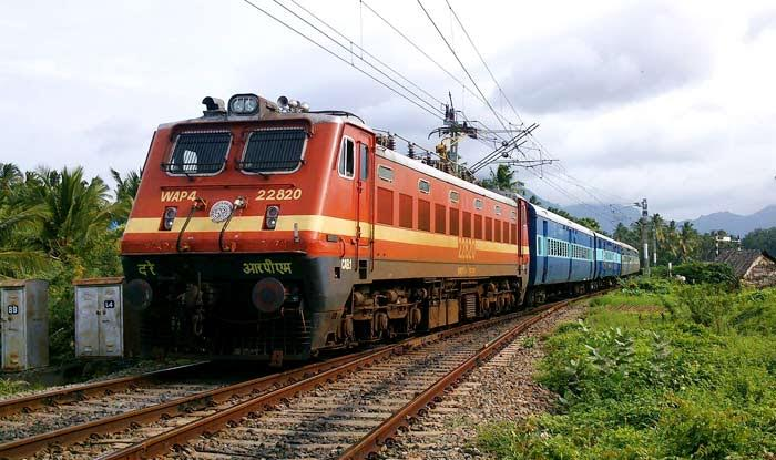 indian railways train average एवरेज